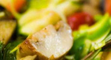 """Buffet """"Mediterran – vegetarisch"""""""