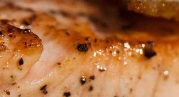 Warme Hauptgerichte mit Fleisch und Fisch